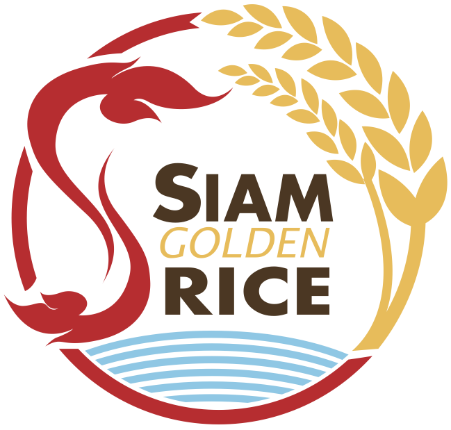 Siam Golden Rice Logo